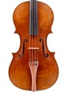 viola 16 3/4′ 42.7cm in Brescian style front