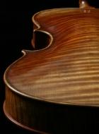 viola 16\'  40.4cm in Brescian style back-from-below