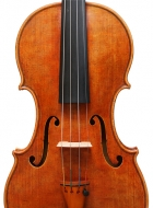 violin after Lord Wilton Guarneri Sept 2013 front
