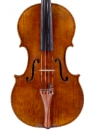 viola 16 1/8′ 40.9cm after Brothers Amat front