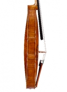 viola 16 1/8′ 40.9cm after Brothers Amat side