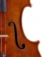 viola 16 1/8′ 40.9cm after Brothers Amat front-detail