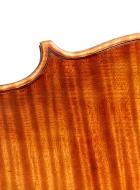 viola 16\'  40.4cm in Brescian style back-detail