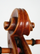 violin-2011-after-a-stradivari scroll threequarter bass