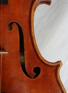 violin-2012-after-a-stradivari f hole treble