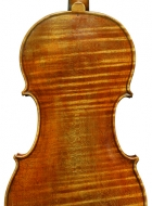 violin after Lord Wilton Guarneri Sept 2013 back