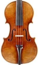 Andreas Hudelmayer, violin after A Stradivari
