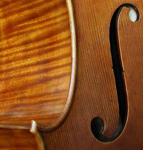Andreas Hudelmayer cello after Montagnana London 2013