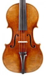 violin 2012 after A Stradivari