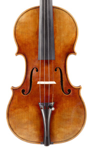 fine modern violin 2012 after Antonio Stradivari