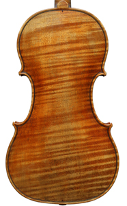 violin after Lord Wilton Guarneri February 2014