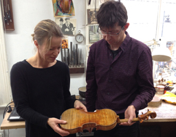 The Instrument Makers BBC radio4