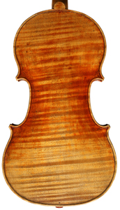 Andreas Hudelmayer A Stradivari copy 2015 for Triin Ruubel