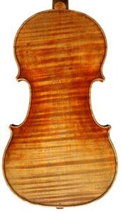 Andreas Hudelmayer A Stradivari copy 2015 for Triin Ruubel