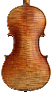 fine modern violin after Antonio Stradivari