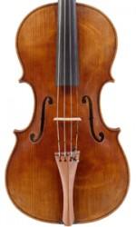 viola 16 3/4′  42.7cm in Brescian style