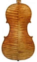 violin after late Guarneri del Gesu