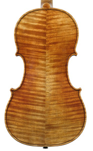 fine modern violin after Guarneri del Gesu