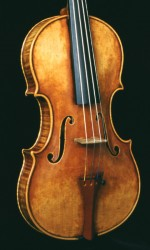 violin 2002 after Guarneri del Gesu