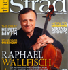 Raphael Wallfisch Strad cover June 2013
