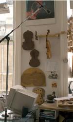 Hudelmayer violin workshop
